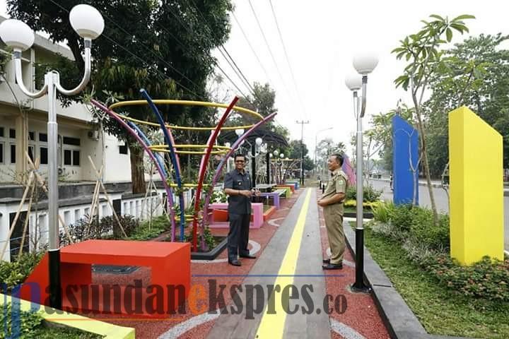 Daftar Lima Taman Terfavorit di Subang.