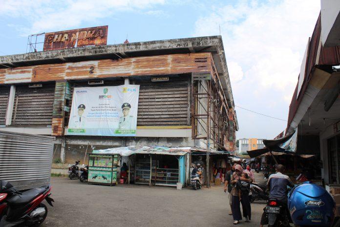 Revitalisasi Pasar Pujasera
