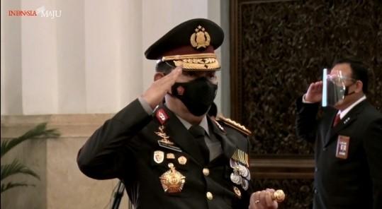 Jendral Pol Listyo Sigit Prabowo