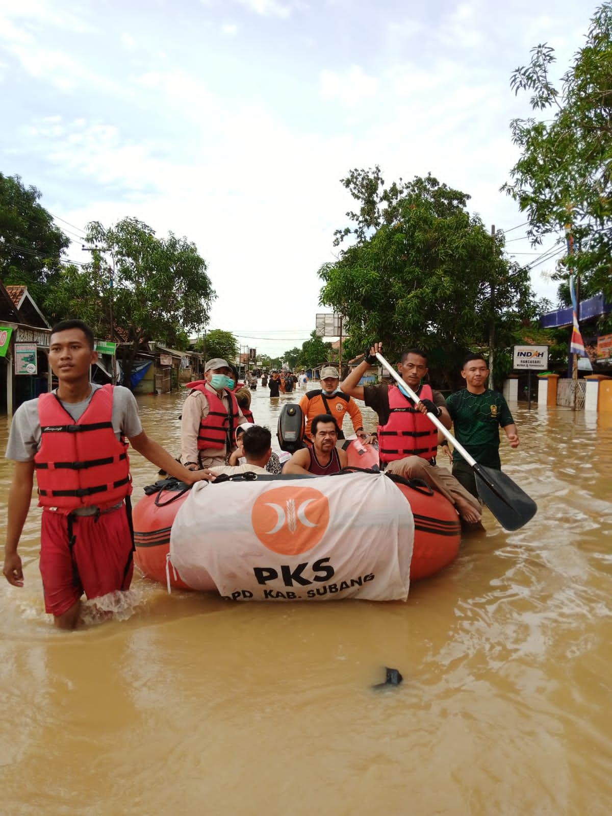 Korban Banjir Pantura
