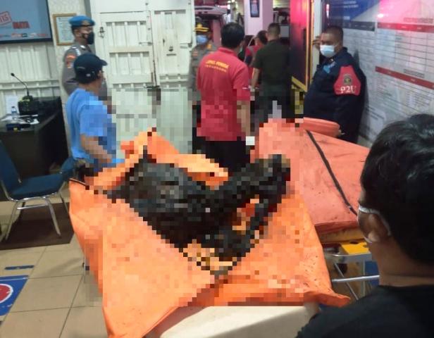 Identitas Korban Kebakaran Lapas Tangerang