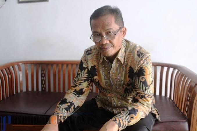 Inspektur Irda Kabupaten Subang Drs. H. Memet Nurhikmat, M.Si