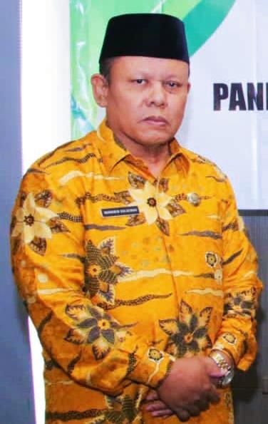 Kepala Kemenag Purwakarta H. Munawir