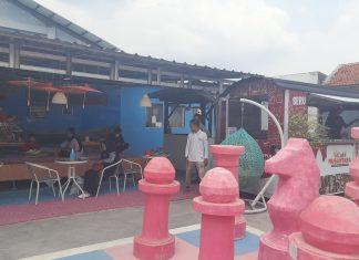 Cafe Nusantara pagaden
